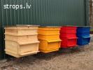 Pārdod biškopības inventāru